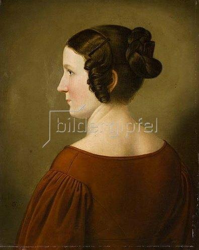 Friedrich Olivier: Fanny Oliver, geb. Heller