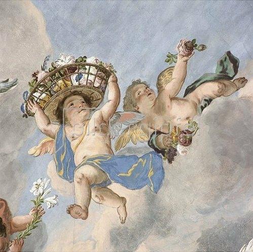 Felix Anton Scheffler: Putten. 1756-57