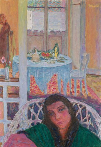 Pierre Bonnard: Helles Interieur.