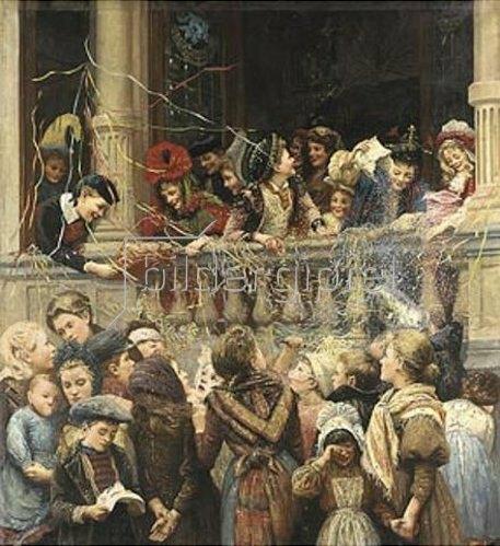 Henri Timmermans: Karneval. 1891