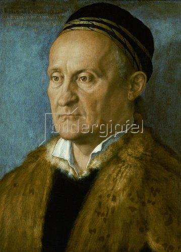 Albrecht Dürer: Jakob Muffel. 1526