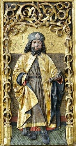 Hans Klocker: Jakobus major. 1500