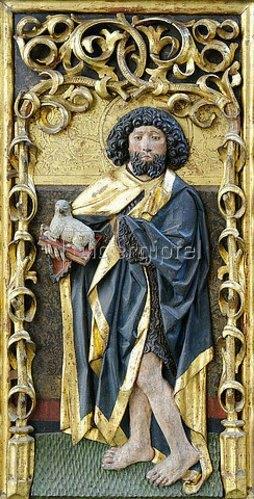 Hans Klocker: Johannes der Täufer. 1500