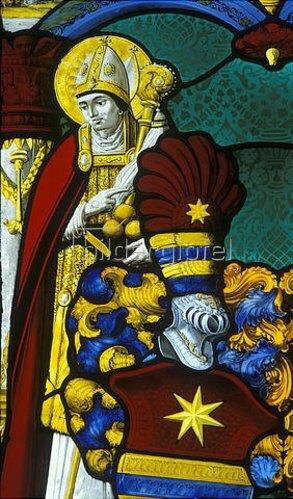 St. Nikolaus. Mitte 16. Jh.