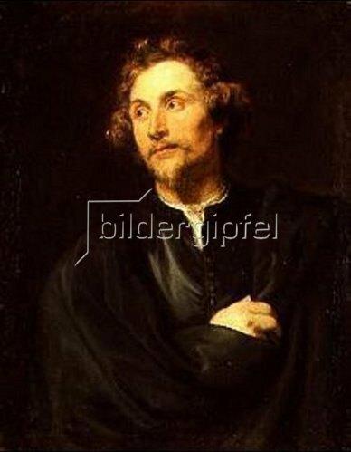 Anthonis van Dyck: Bildnis des Bildhauers Georg Petel.