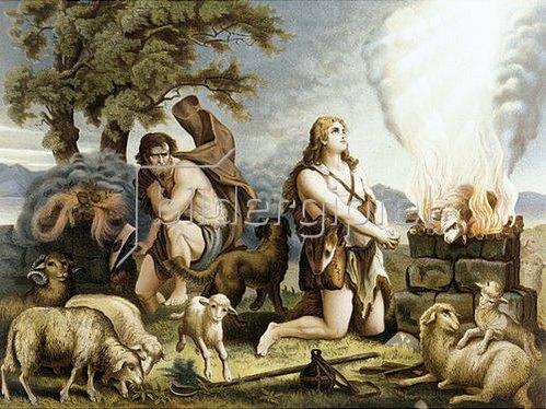Bibel Kain Und Abel