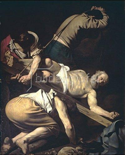 Michelangelo Merisi da Caravaggio: Kreuzigung Petri. 1601