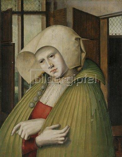 Ludger tom d.Ä Ring: Die Kimärische Sibylle. Um 1538