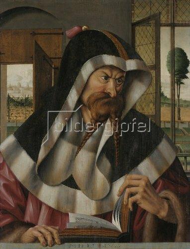 Ludger tom d.Ä Ring: Milesius. Um 1538