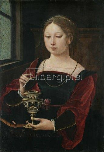 Meister der weibl. Halbfiguren: Heilige Maria Magdalena. 1501/33