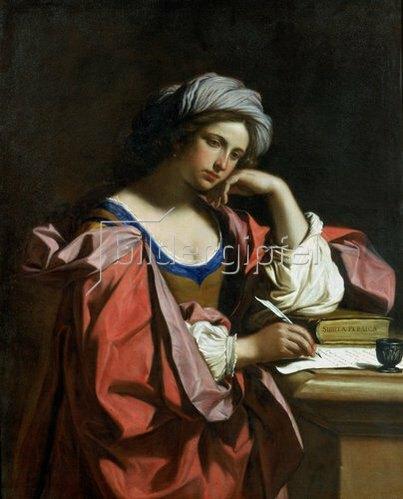 Barbieri: Die Persische Sibylle. 1620