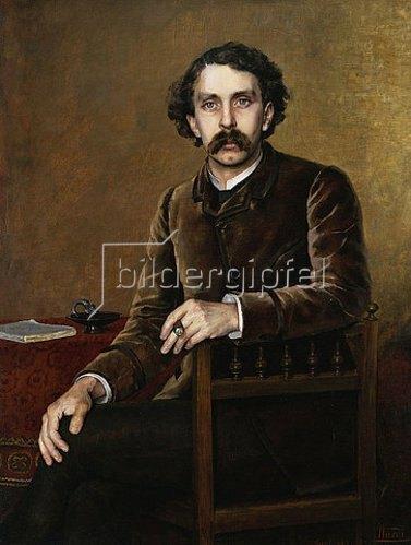 Francois Nardi: Stéphane Mallarmé. 1887