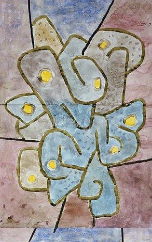 Paul Klee: Der Sauerbaum. 1939