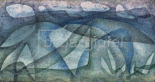 Paul Klee: Regentag. 1931