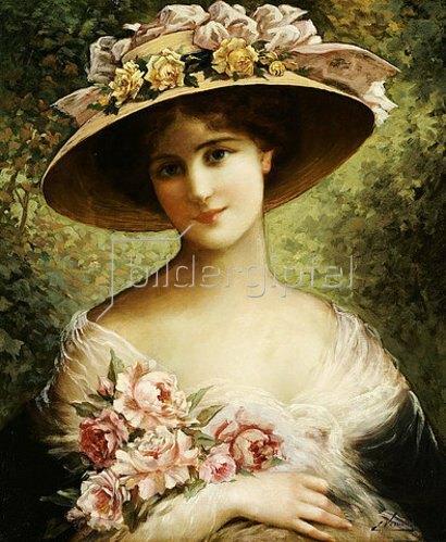 Emile Vernon: The Fancy Bonnet.