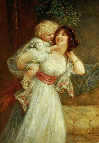 Frederick Morgan: Mutters Liebling.