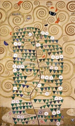 Ernst Klimt: Entwurf für den Stocletfries. 1905/09