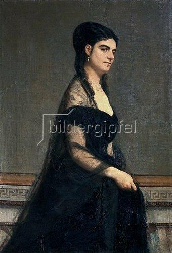 Giovanni Boldini: Contessa Giulia Tempestini.