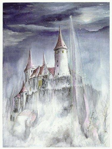 Annette Bartusch-Goger: Tschechien - Burg Krivoklát  (Krivoklaat). 2009