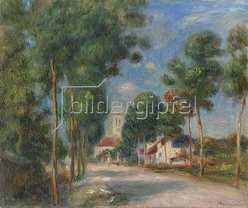 Auguste Renoir: Der Weg nach Essoyes. 1901