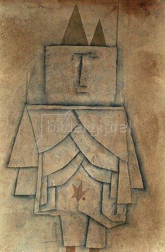 Paul Klee: Torwächterstolz. 1929