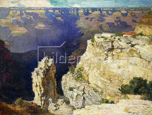Edward Henry Potthast: Der Grand Canyon.