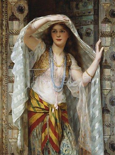 William Clarke Wontner: Safie. 1900