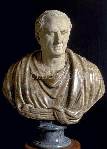 Römisch: Marcus Tullius Cicero (106-43 v. Chr.).