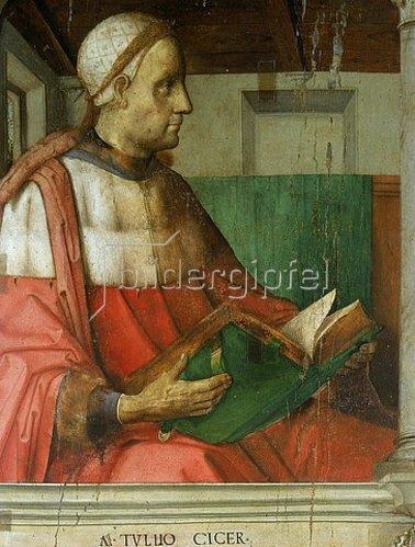 Giusto di Gand: Cicero.