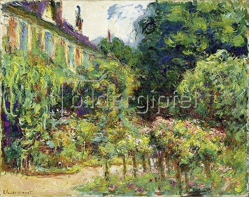 Claude Monet: Das Haus des Künstlers in Giverny. 1913