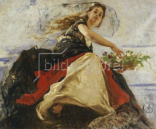 Mose Bianchi: Flora.