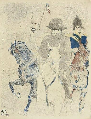 Henri de Toulouse-Lautrec: Napoleon. 1895