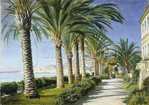 Christian Zacho: Monte Carlo. 1909