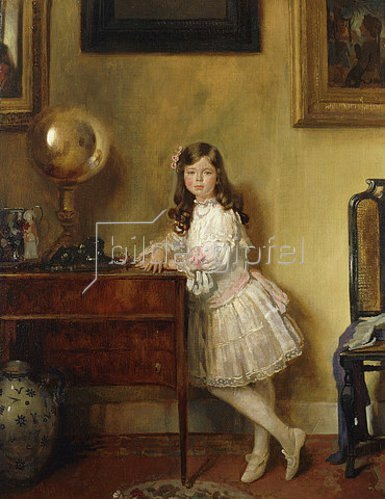Sir William Orpen: Miss Annie Harmsworth. 1907