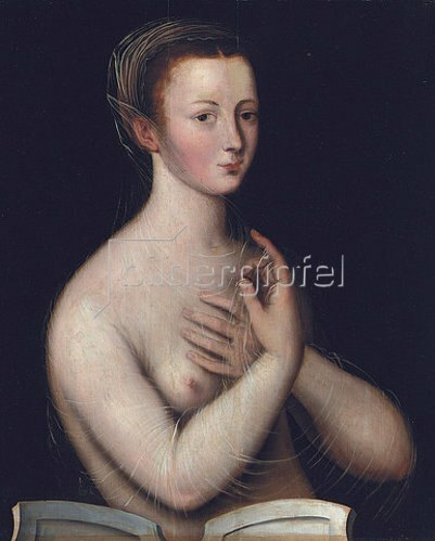 Schule von Fontainebleau: Sabina Poppaea.