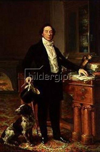 Vicente López: Bildnis des Marques de la Remisa (Bankier und Sammler).