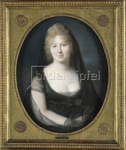 Johann Heinrich Schroeder: Prinzessin Friederike von Mecklenburg-Stelitz. Um 1805-10?