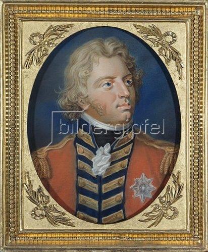Georg Kestner: Herzog Adolf Friedrich von Cambridge. Um 1802/04