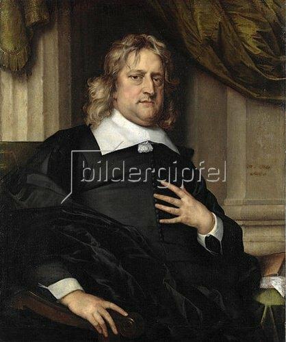 Adriaen Hannemann: Francois van de Poll. Um 1660