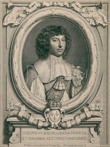 Peter Ludwig van Schuppen: König Ludwig XIV. von Frankreich. 1660