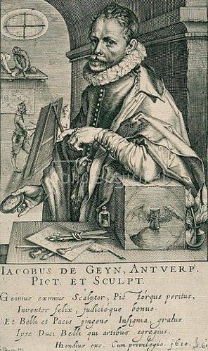 Andries Jacobsz. Stock: Jaques de Gheyn.