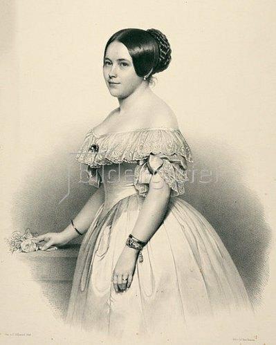 Julius Giere: Frau Steinmüller. Nach 1848