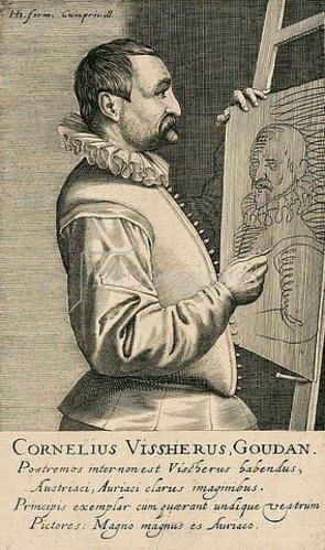 Robert Willemsz. de Baudos: Cornelis Visscher.