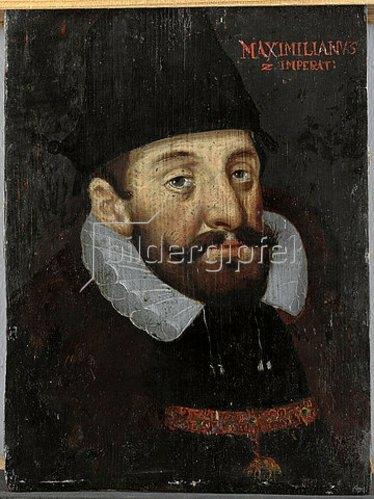 Deutsch: Kaiser Maximilian II. Um 1590