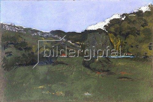 Ker Xavier Roussell: Juralandschaft. 1906