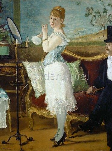 Edouard Manet: Nana. 1877.