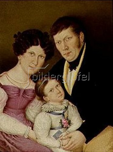 Süddeutsch: Familienbild.