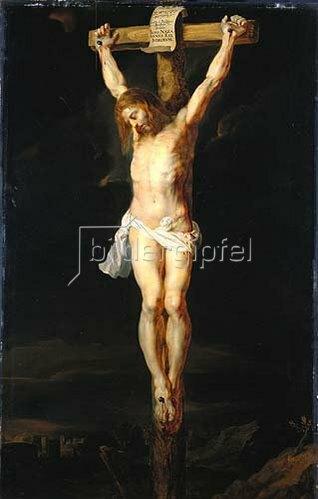 Peter Paul Rubens: Christus am Kreuz. Um 1612.