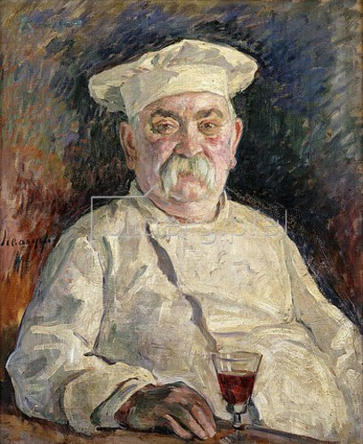 Henri Lebasque: Der Chefkoch.