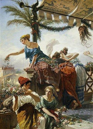 Caesar Mariani: Der Triumph.